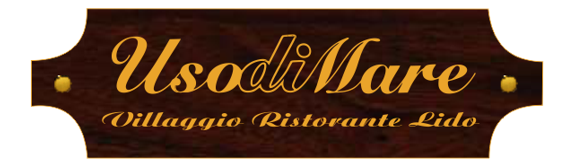 USODIMARE Villaggio Ristorante Lido bed and breackfast logo